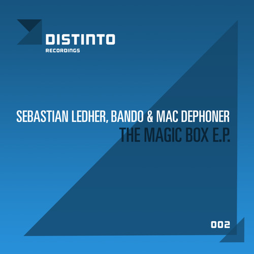 Sebastian Ledher & Mac DephoneR - Drummers Magic (Original Mix) SC edit