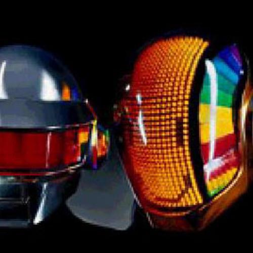 Daft Punk - Superheros (Vinter Rework)