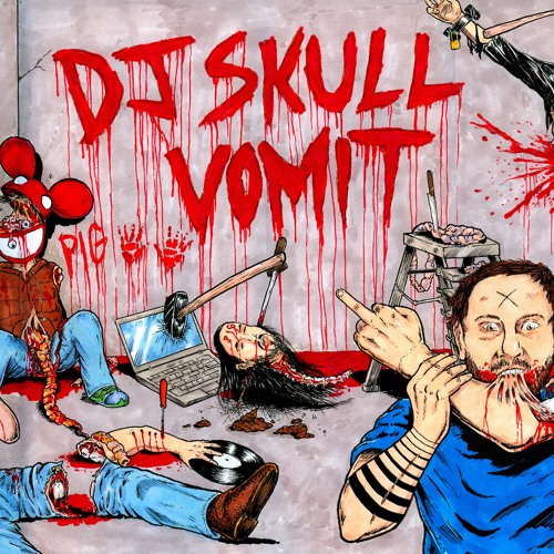 Skull Vomit - Welter Skelter Mix