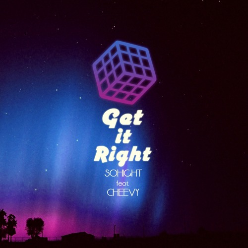 Sohight feat. Cheevy - Get it Right (La Zebra Remix)