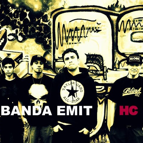 Antes De Te Encontrar - Banda Emit HC -  demo version