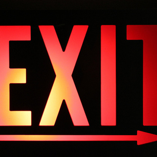 There must be an exit !
