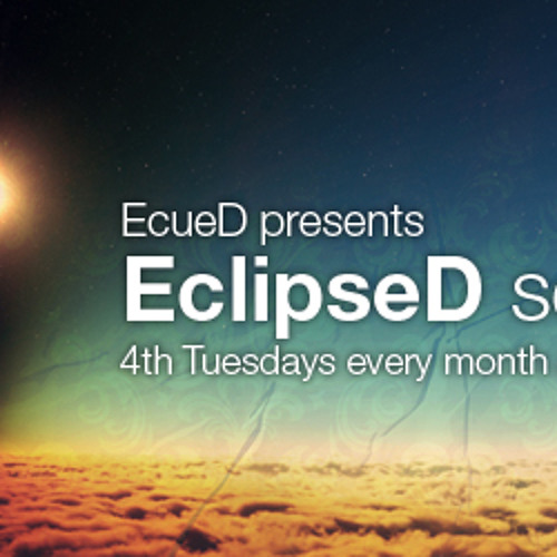 EclipseD Sessions 004 (incl. 'Kobana' Guest Mix) [July 24th 2012] on Pure.FM