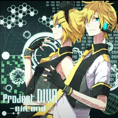 Kagamine Rin and Len:To beyond a Duodecillion