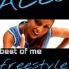 Mya Best Of Me (Freestyle)