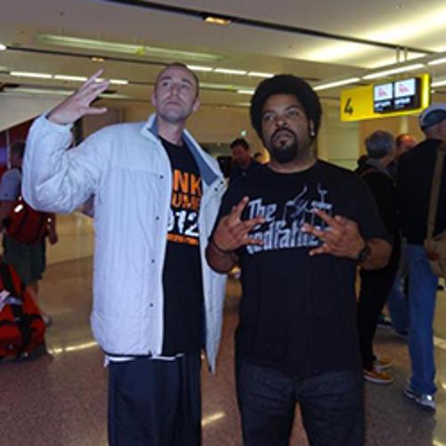 Ice Cube speaks on Aussie MC Big Dave (briefly)