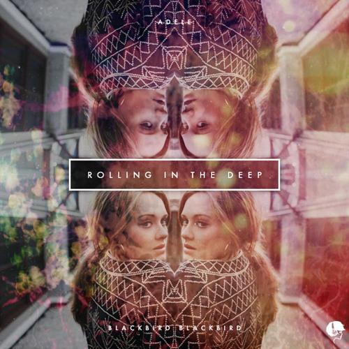 Adele - Rolling In The Deep (Blackbird Blackbird Rework)