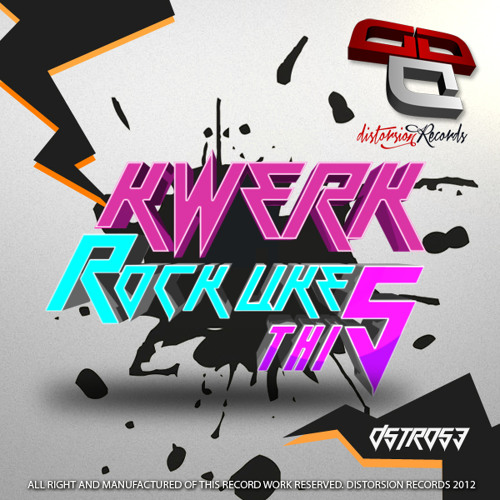 [DSTR053]Kwerk - Rock like this