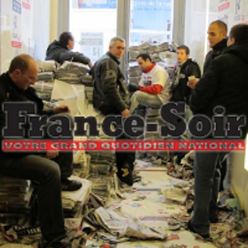 Vers la fin de France Soir
