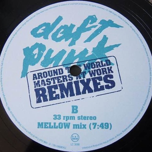 Around the world- daft punk (masters at work remixx)