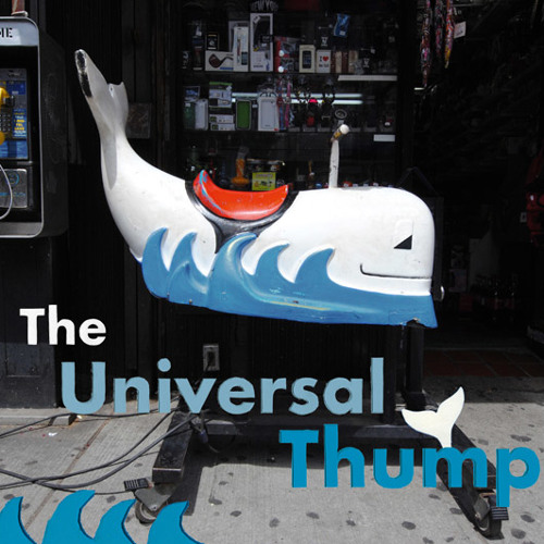 """""""Dwell"""" - Preview from 'The Universal Thump' (Chapter 3)"""