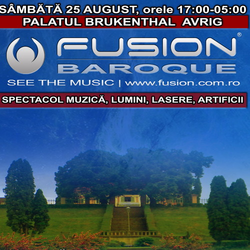 FUSION Baroque 2012-Palatul Brukenthal Avrig-25 August-Sibiu-Romania