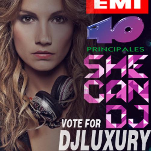 VOTE 4 DJLUXURY @ SHECANDJ - Special set Episode 6 -