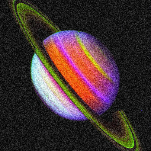 The Seventh Ring of Saturn, Remix