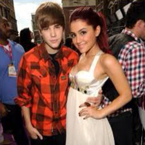 Ariana Grande and Justin Bieber: Die In Your Arms Mashup! (Justin's Part 1st)
