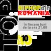 1) TOP 10 HIP HOP DIN ROMANIA (Perioada 22–29 iulie 2012)