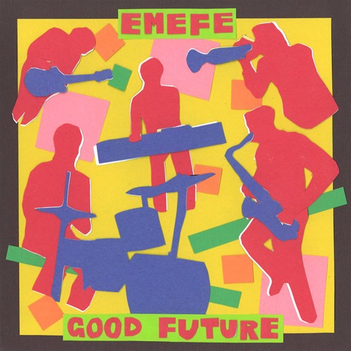 """EMEFE - """"Stutter"""" - from: Good Future (July 2012)"""