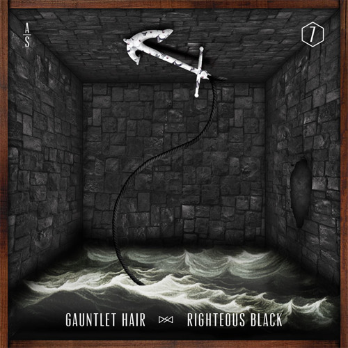 Gauntlet Hair - Righteous Black