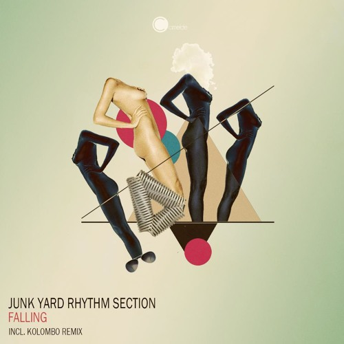 Junk Yard Rhythm Section - Falling - Kolombo rmx - Cimelde Rec
