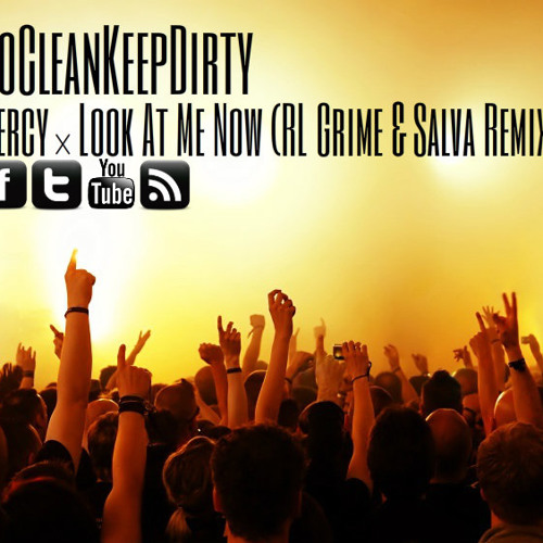 Mercy x Look At Me Now (RL Grime & Salva Mashup)