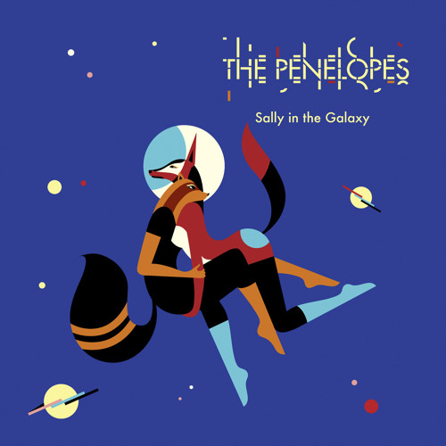 The Penelopes - Sally In The Galaxy