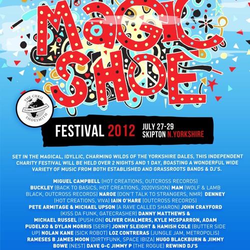 James Moon - The Magic Shoe Mix -  July 2012