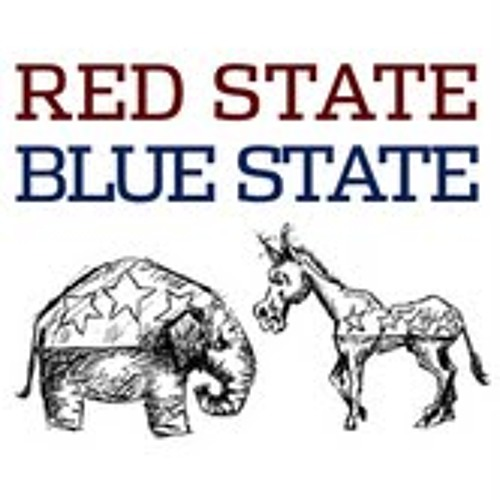 KCRW: Red State – Blue State (July 2, 2012)