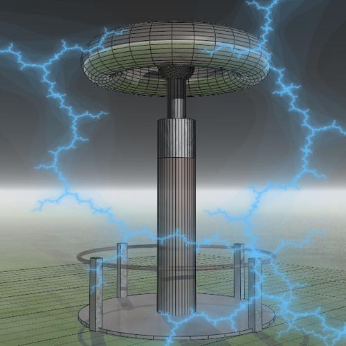 World Famous Tesla Coil