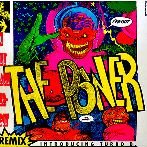 SNAP - THE POWER -THE BOBBY BUSNACH POWER TRIPPIN' REMIX-13.56
