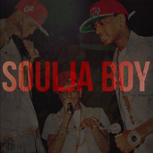 Soulja Boy - Top Back (Prod. by Lil Keis)