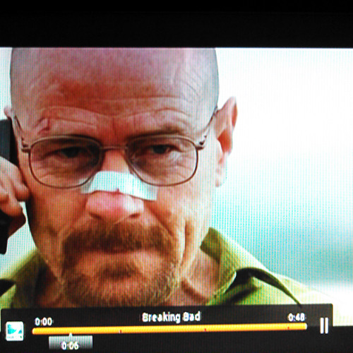 It's over We're safe!! at Breaking Bad
