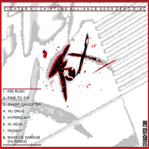 08 - Sabrepulse - Massive Damage (Fighter X Death Roar Remix) (2009)