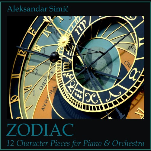 Zodiac - 12 Character Pieces for Piano & Orchestra