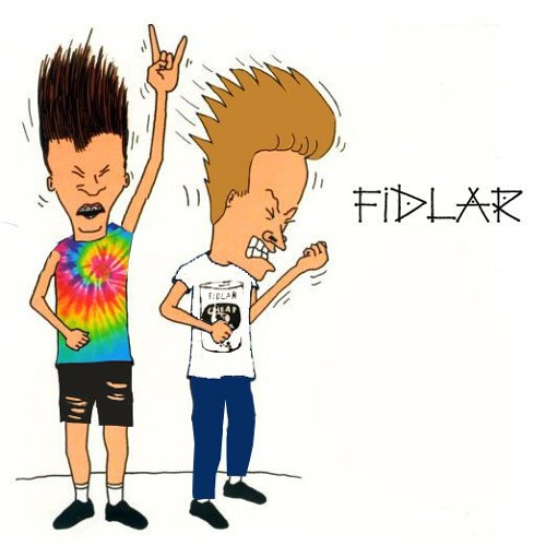 Fidlar - The Punks Are Finally Taking Acid