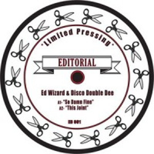 ED001 Getting Down (Rayko Edit) (low quality) Released Aug 8, 2011