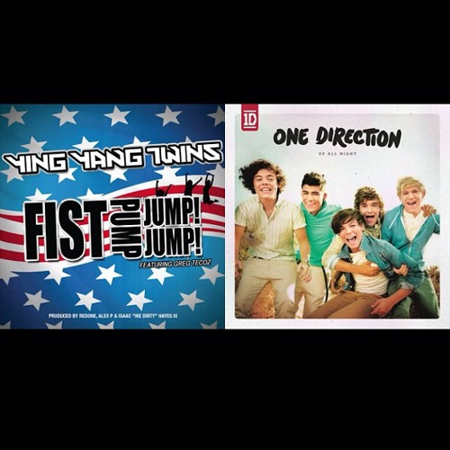 Ying Yang Twins & One Direction - What Makes You Fist Pump (Mash Up)