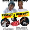 Break The Bed Khris Blaze featuring SportNasty(prod by Clint/EVI)