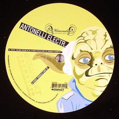 AntonelliElectr - RepeatTheBeat