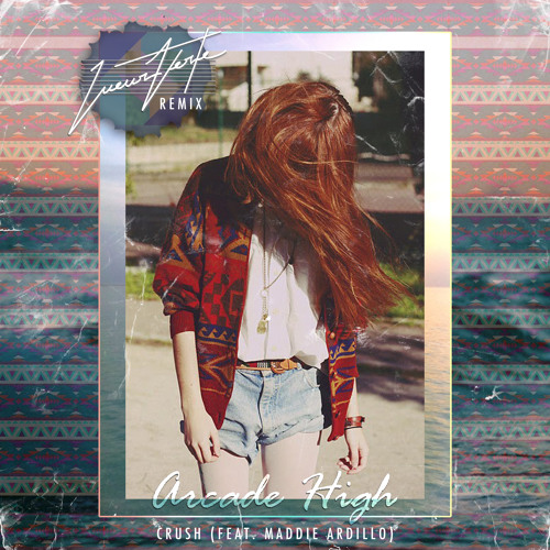 Arcade High - Crush feat. Maddie Ardillo (Lueur Verte Remix)