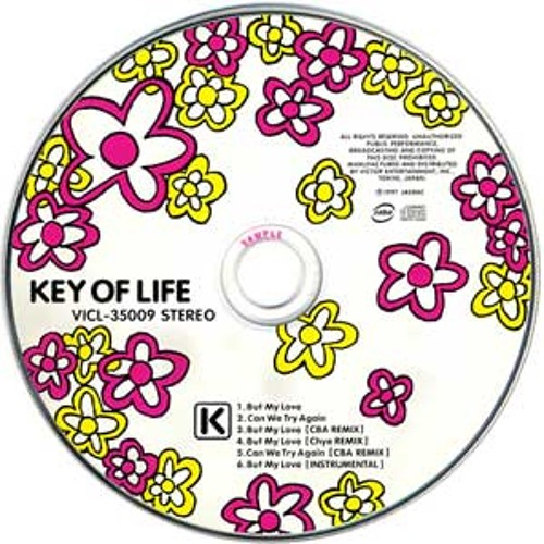 Key of Life - But My Love (KeNhO Moombahsoul Edit) [Free Download]