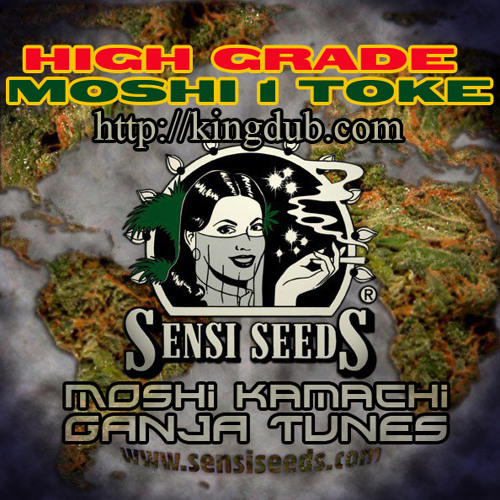 Moshi Kamachi - 1 TOKE ON DI HIGH POSITION - [Sensi Seeds Bank]
