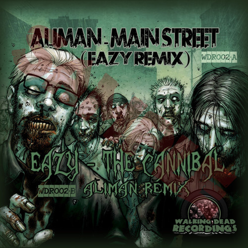 Aliman - Main Street WDR002-A ( Eazy Remix ) 1ST Of October 2012
