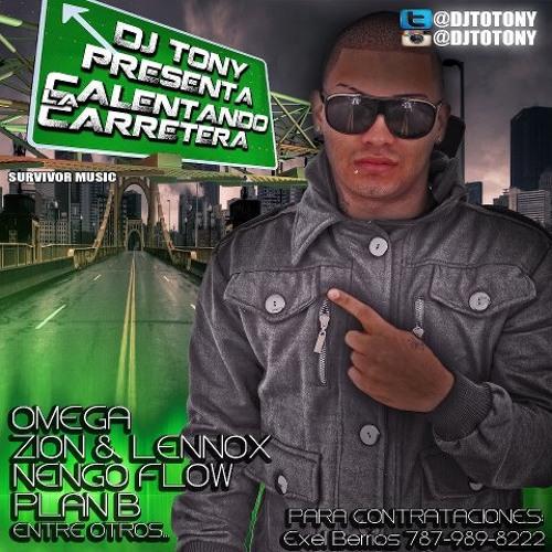 Zion Y Lennox  Tu Perrea Mix By DJ Tony