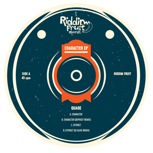 QUADE Character EP Preview (OUT NOW on Riddim Fruit)