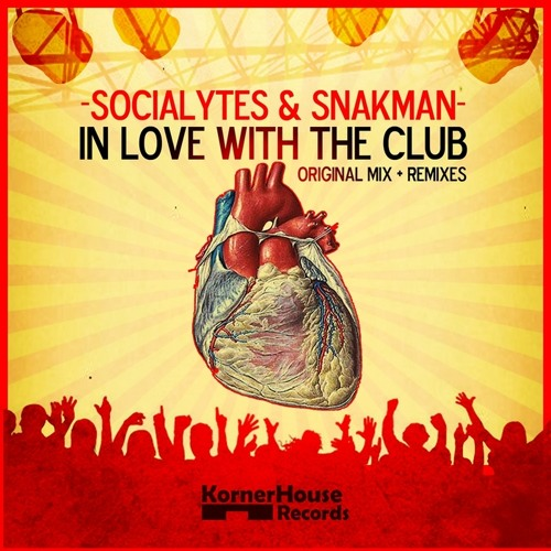 The Socialytes - In Love With The Club (thaDUAL Strobelight Rmx) Official BOOTY [FREE DOWNLOAD]