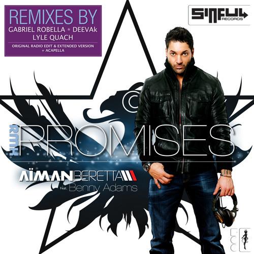 Aiman-Beretta - Promises - [Gabriel Robella Remix]