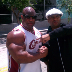 BIG STRONG AND KOOL KEITH OF LEGENDARY ULTRA MAGNETIC at LA LEEEZY!