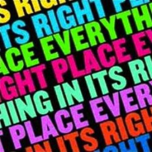 Everythinginitsrightplace (slowly falling into waxnwayne remix)