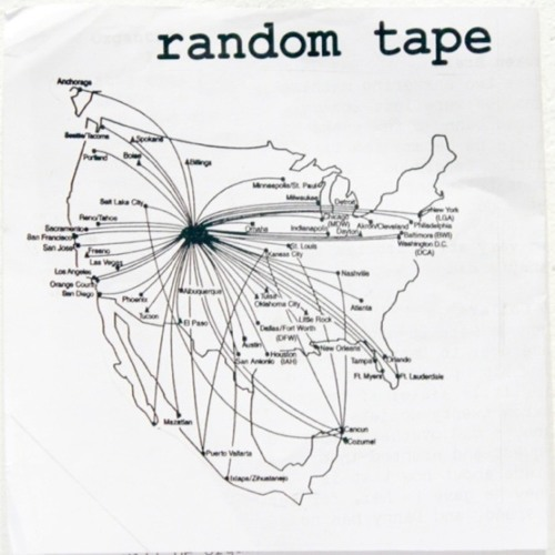 SoundCloud Fellowship Proposal-Random Tape
