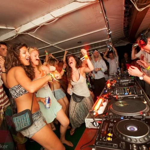 The Idiots Are Winning - Electric Elephant Boat Party 2012 - Krysko